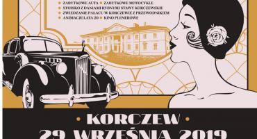 Magia Lat 20. w Pałacu Ostrowskich w Korczewie