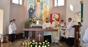 Poświęcenie kaplicy w Żurobicach