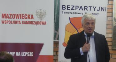 Gwiazdowski w Wołominie