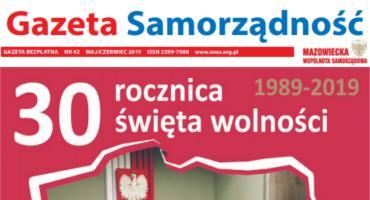 42 numer gazety Samorządność [ONLINE]