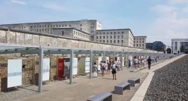 Wystawa poświęcona historii i przebiegu Powstania Warszawskiego w Berlinie