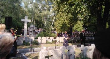 W Iłowie uczczono pamięć Powstania Warszawskiego