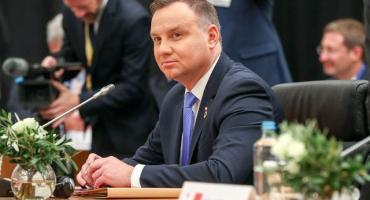 Andrzej Duda o wynikach wyborów parlamentarnych