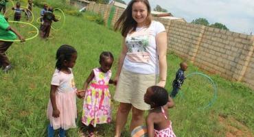 Zawsze marzyłam o Afryce - przygody radawniczanki