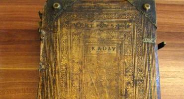 Historyczne odkrycie starych ksiąg miejskich