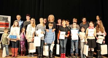 Katarzyna Żak nagrodziła czytelników roku 2014