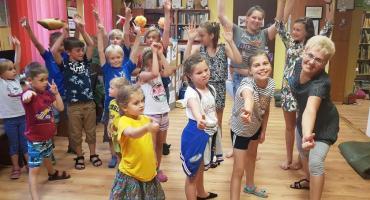 Zajęcia wakacyjne w Domu Polskim w Zakrzewie - zakończone