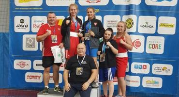 Spartanki na XIII Międzynarodowych Mistrzostwach Śląska Kobiet