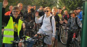 Uczniowie pokonali 100 kilometrów na 100-lecie