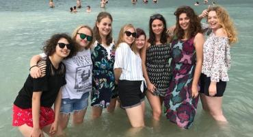 Uczniowie I LO zwiedzają Włochy