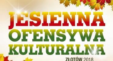 Jesienna Ofensywa Kulturalna 2018 w Złotowie