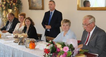 Łzy wzruszenia i moc podziękowań - tak przebiegła ostatnia sesja Rady Gminy Lipka