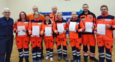 Malta Służba Medyczna oddział Tarnówka ma nowych ratowników