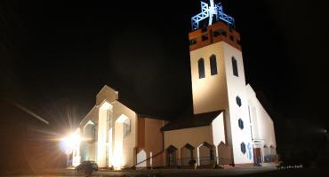Niejasności z oświetleniem kościoła