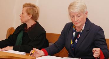 Nie muszę przepraszać burmistrza - Bronisława Mazurek komentuje postanowienie sądu
