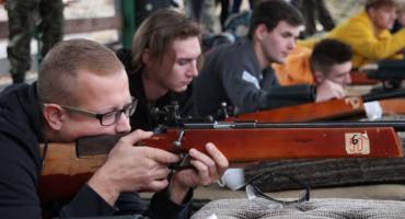 Turniej Strzelecki z Okazji Święta Wojska Polskiego LOK Złotów 2018