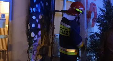 Pożar w złotowskiej przychodni