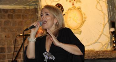 Koncert Anny Jurksztowicz w Poziomce