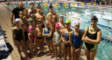 7 medali dla Swim Team Płonka
