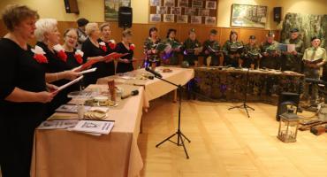 Biesiada z SM Piast na żołnierską nutę