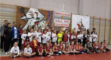 Mikołajkowa Gala Mini Siatkówki Dziewcząt