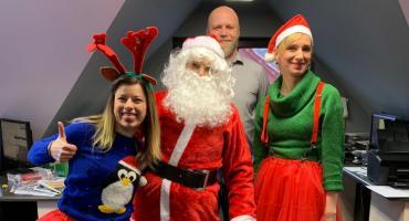 Odwiedził nas Mikołaj