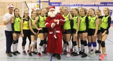 XIX Mikołajkowy Turniej Piłki Siatkowej w Złotowie