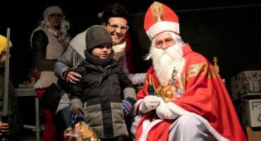 Spotkanie ze Świętym Mikołajem w Lipce