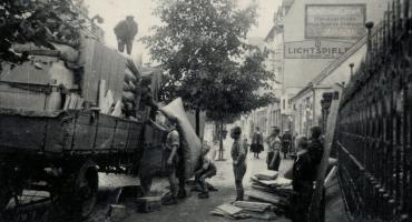 Uciekinierzy w Złotowie