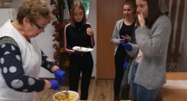 Warsztaty zdrowego żywienia w złotowskim POPP