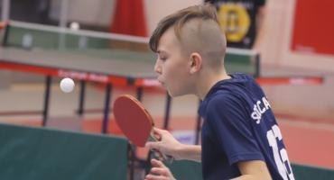 Turniej tenisa stołowego w Złotowie