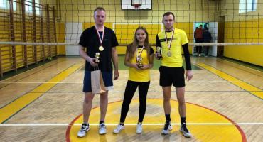 Turniej siatkówki 3- osobowej w Lipce