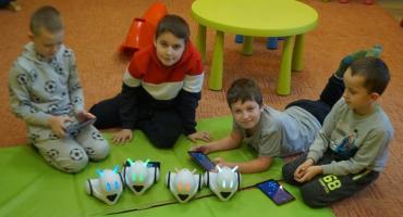 Wyścigi robotów w Jastrowiu
