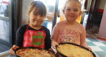 Warsztaty wypieku pizzy z SM Piast i pizzerią Neapoli