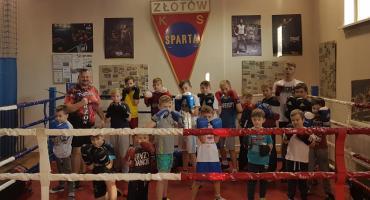 Zajęcia boksu olimpijskiego podczas ferii zimowych 2019