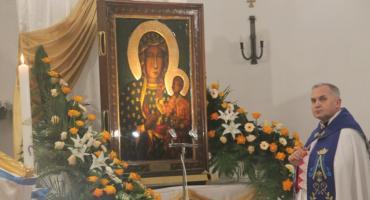 Peregrynacja obrazu Matki Bożej Częstochowskiej - parafia Apostołów św. Piotra i Pawła