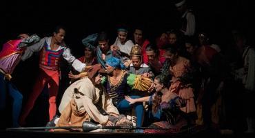 Warsztaty teatralne w Jastrowiu