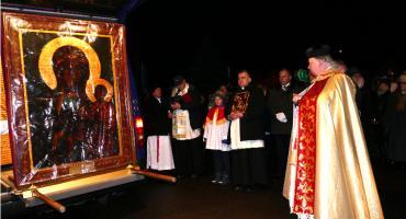 Peregrynacja obrazu Matki Bożej w Starej Wiśniewce