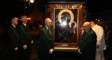 Peregrynacja obrazu Matki Bożej Częstochowskiej w Lipce