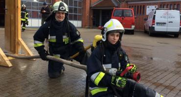 OSP Lotyń na szkoleniu w Niemczech