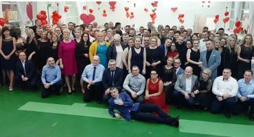 Walentynkowy Bal Karnawałowy Rady Rodziców przy SP w Krajence [WIDEO]