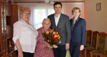 99 lat Pani Elizy