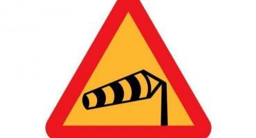 Uwaga! Możliwy silny wiatr