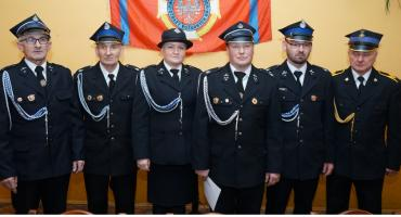 Walne zebranie sprawozdawcze OSP Augustowo- Głubczyn