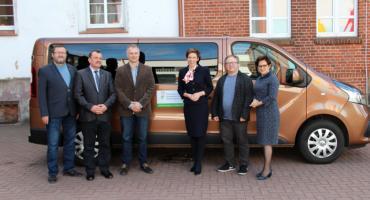 Jastrowski SOSW ma nowe auto