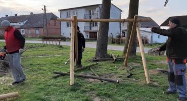 Wiosenne porządki w Wojnówku