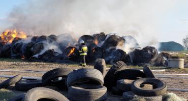 Pożar w Klukowie