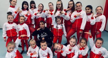 Reprezentacja Top Toys Złotów na Mistrzostwach Polski Urban Street Dance