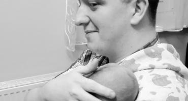 Pomóż mi być aktywnym tatą dla mojego synka