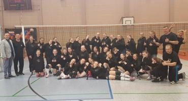 Turniej siatkarski dziewcząt w Złotowie